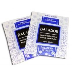 Herbata kopertowana Balador Zimowa 100 sztuk