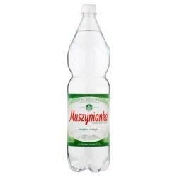 Woda Muszynianka niegazowana 1.5 l. 6 sztuk