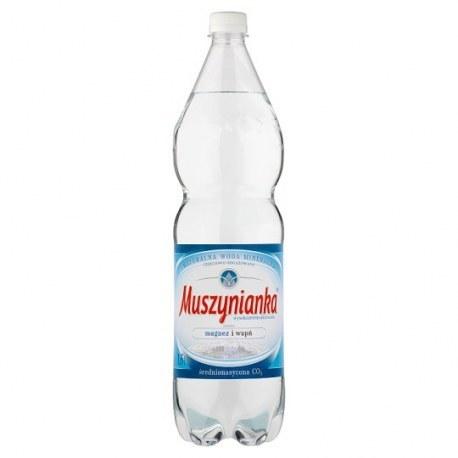 Woda Muszynianka 1.5 l.
