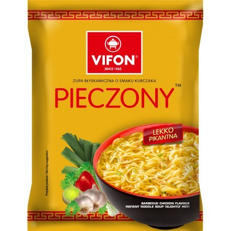Zupa Smak Kurczaka Pieczony Vifon 70 g