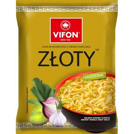 Zupa Smak Kurczaka ZŁOTY Vifon 70 g