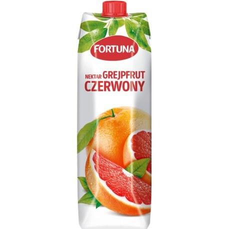 Fortuna nektar z Czerwonych Grejpfrutów 1l.
