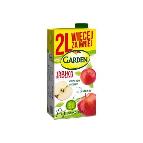 Garden Napój jabłkowy 2l. 6 sztuk