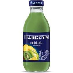 15 sztuk Tarczyn Sok Zielone owoce 0.3l