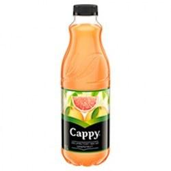 Cappy Nektar Czerwony grejpfrut 1l.