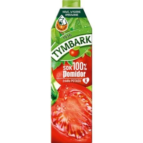 Tymbark Sok Pomidorowy!