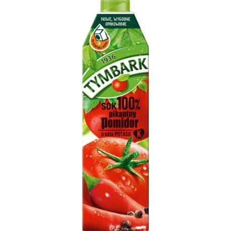 Tymbark Sok Pomidor PIKANTNY 1L