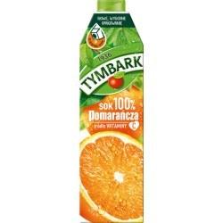 Tymbark Sok Pomarańczowy 1L. X 12 SZTUK