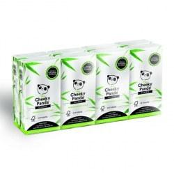 Chusteczki z bambusa Panda x 8 paczek