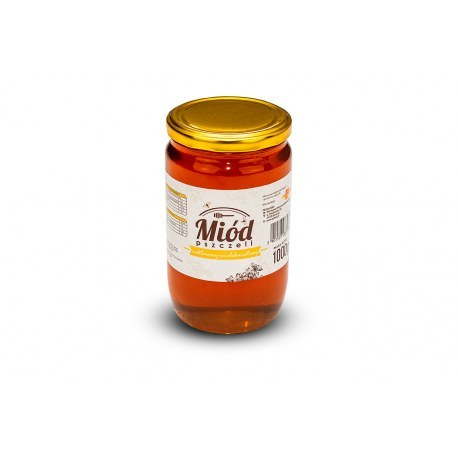 Miód Wielokwiatowy Apimar 1 litr