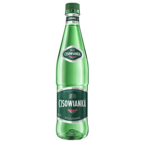 Woda Cisowianka niegazowana 0.7l. plastik
