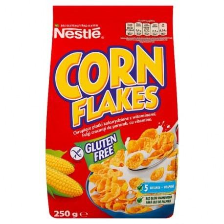 Płatki kukurydziane Nestle Corn Flakes 250g