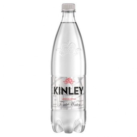 12 SZTUK Kinley Tonic 0.5l.