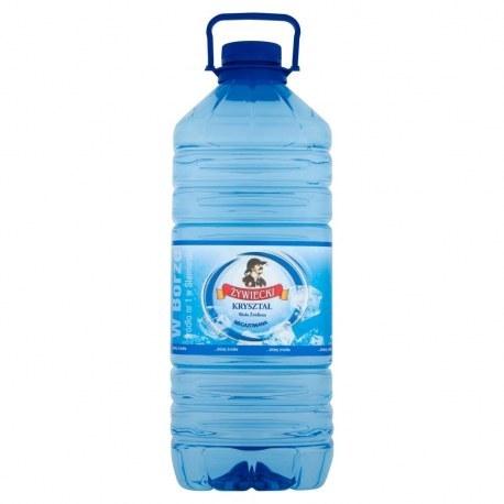Żywiecki Kryształ 5l. 162 butelki PALETA