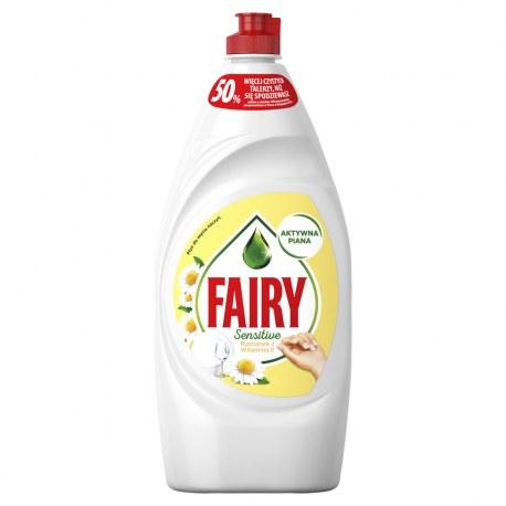 Płyn do mycia naczyń FAIRY 900 ml.
