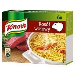 Knorr Rosół wołowy 60 g