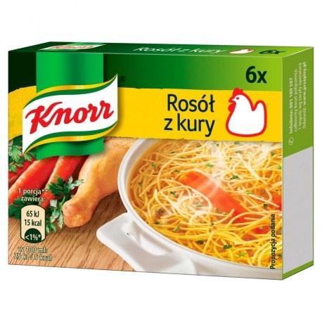 Knorr Bulion na włoszczyźnie 60 g