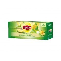 Lipton Zielona z pigwą 25 torebek