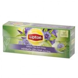 Lipton Zielona Earl Grey 25 torebek