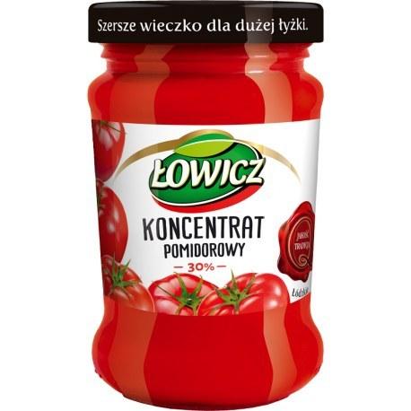 Przecier pomidorowy Łowicz 500 g