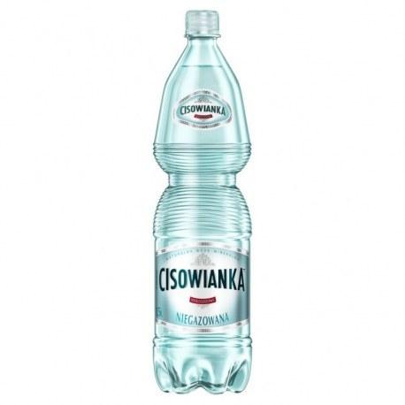 Cisowianka 1.5l. niegazowana 504 butelki PALETA