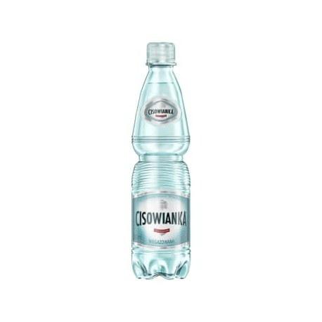 Cisowianka 0.5l. niegazowana 1512 butelek PALETA