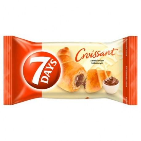7 Days rogal kakaowy 60g 30 SZTUK