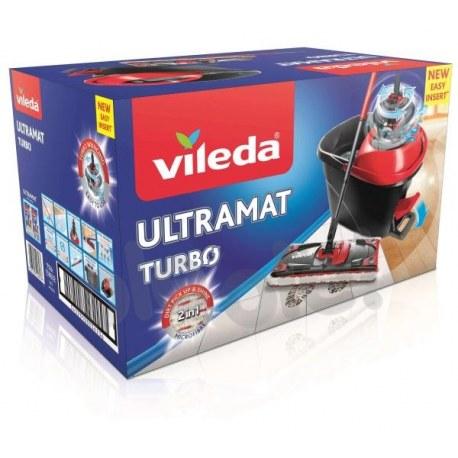 !!! Zestaw Vileda Ultramat Turbo !!!