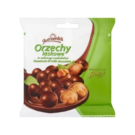 Siesta Orzechy Laskowe w czekoladzie 80 g