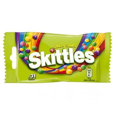 Cukierki Skittles owocowe 38 g