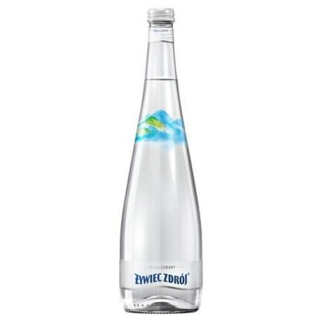 Woda Żywiec niegazowana 0.3l szkło 18 sztuk
