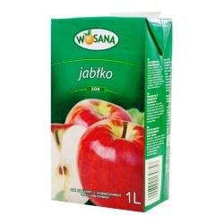 Wosana Sok Jabłkowy 1l