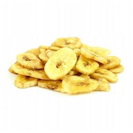 Chipsy bananowe 100g
