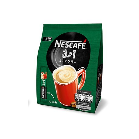 Kawa NESCAFe Strong 3in1 - 10 szt