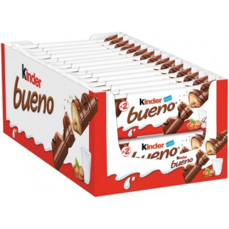 Kinder Bueno 48g x 30 sztuk