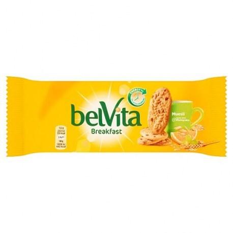 Belvita Ciastka musli 50g x 20 sztuk