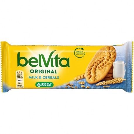 Belvita Ciastka mleczne 50g x 20 sztuk
