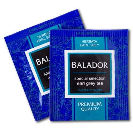 Herbata kopertowana Balador Earl Grey 500 sztuk