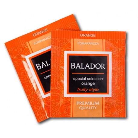Herbata kopertowana Balador Pomarańczowa 500 sztuk