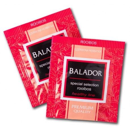 Herbata kopertowana Balador Rooibos 500 sztuk