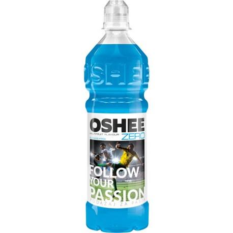 Oshee ZERO Multifruit 0.75l. x 6 sztuk
