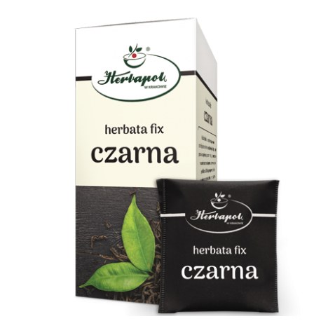 Herbapol Herbata czarna 20 kopert