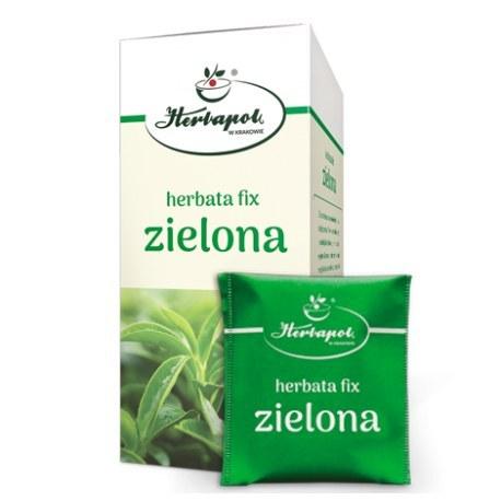 Herbapol Herbata zielona 20 kopert
