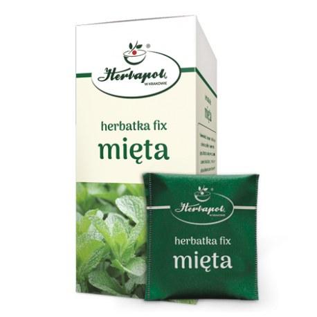 Herbapol Herbata miętowa 20 kopert