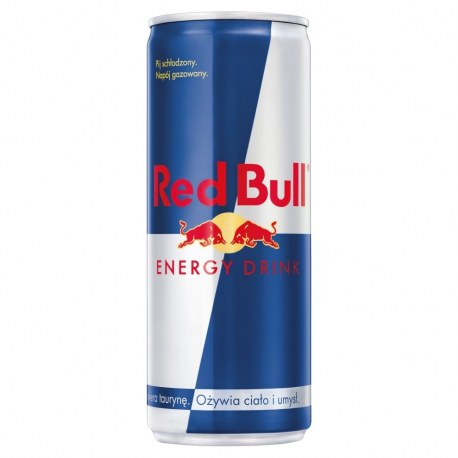 Tiger Energy Drink 250 ml 24 sztuki