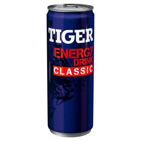Tiger Energy Drink 250 ml x 24 sztuki
