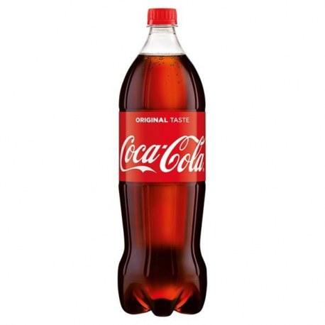Coca Cola 1L. 660 butelek PALETA
