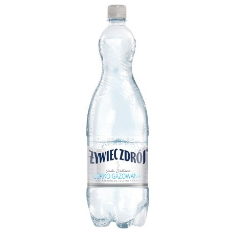 Woda Żywiec LekkO gazowana 1.5l. X 6 sztuk