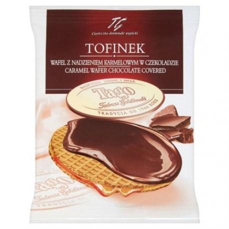 Tago Tofinek w czekoladzie 50g x 24 sztuk