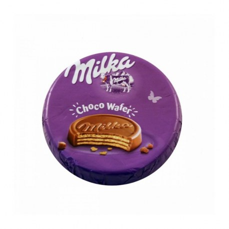 Wafelek Milka CHOCO WAFER 30g X 5 SZTUK